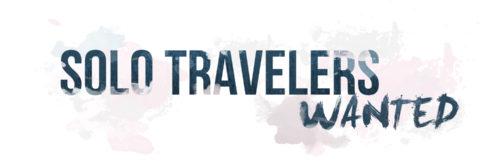 Solo travelers
